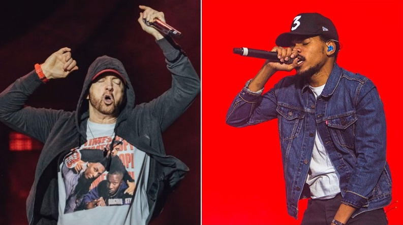 Eminem and Chance The Rapper To Appear on SNL on Nov. 18