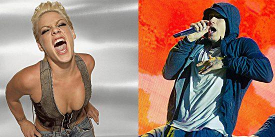 "World Premiere: P!nk feat. Eminem — ""Revenge"""