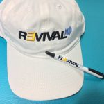 "The hiphopdx reporter has recently talked to the ""Revival"" representative. ComplexCon visitors are even offered souvenirs with the Revival symbols"