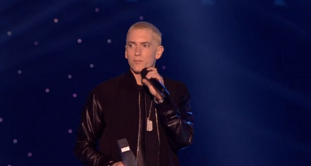 BBC Radio 1 reckons Eminem's going to show up at the 2017 MTV EMAs