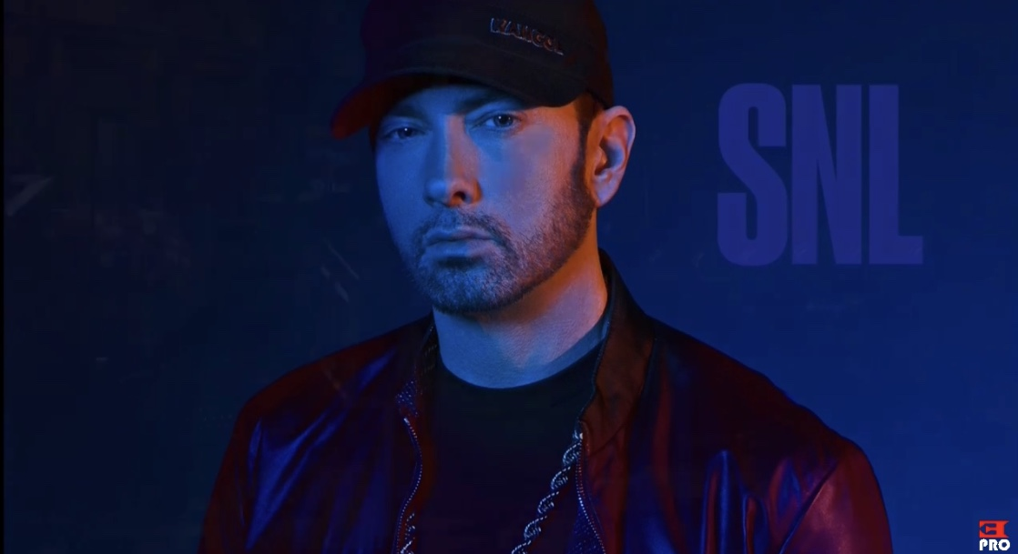 Eminem & Skylar Grey - Walk On Water, Stan and Love the Way You Lie (FULL SNL Live)