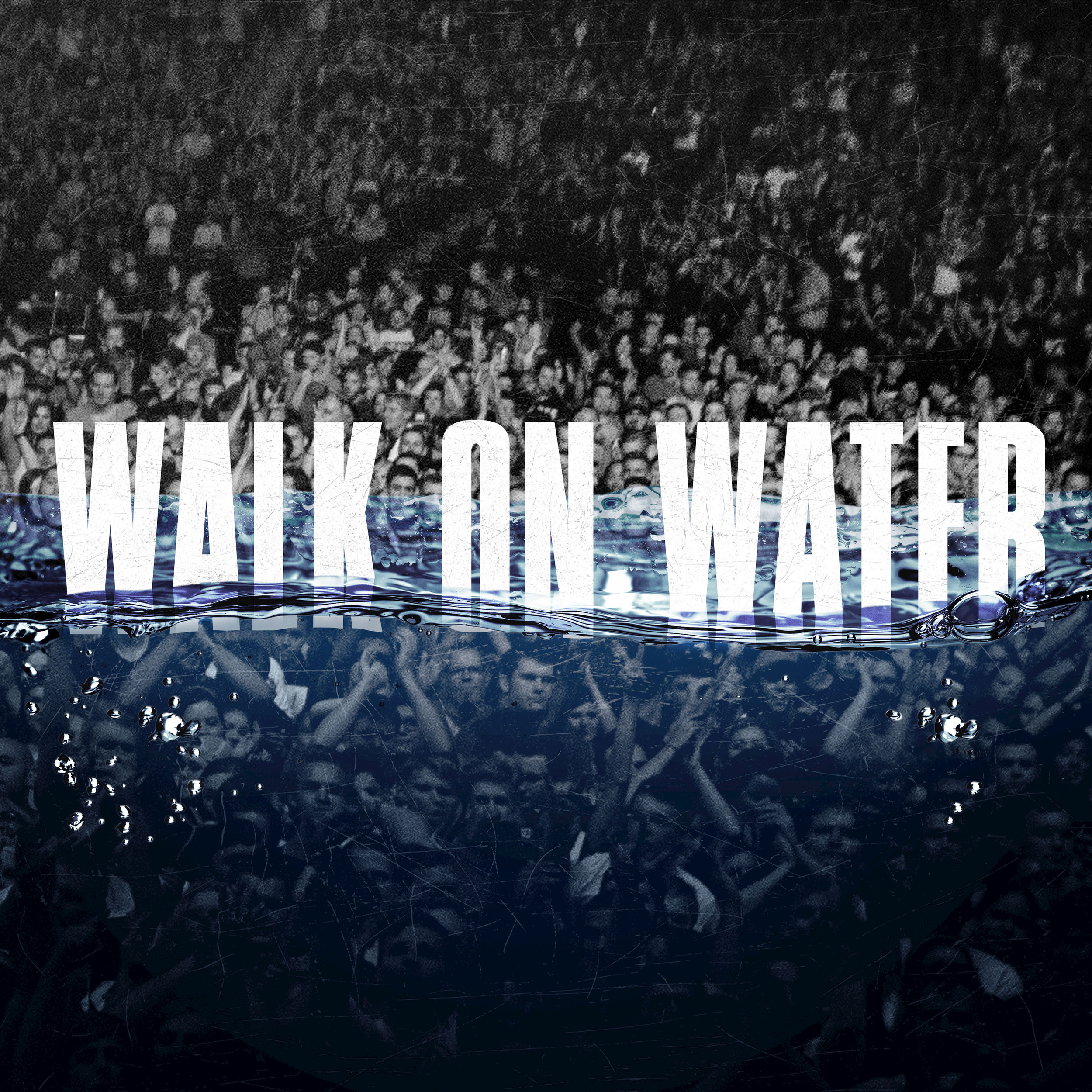 "[World Premiere] Eminem feat. Beyonce — ""Walk On Water"" (The first track from the ninth studio album)"