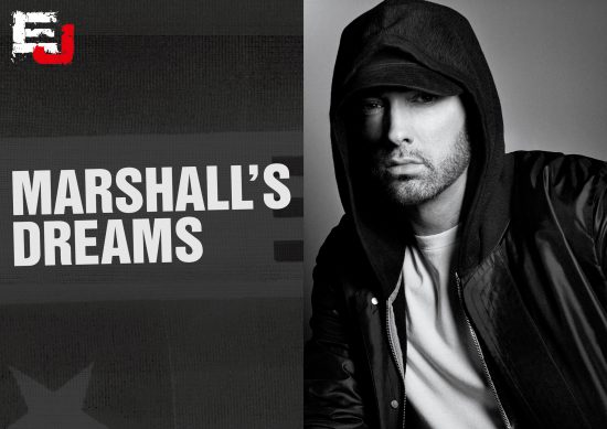 """The real Marshall: are you in the circle of trust? Exclusive Eminem.Pro review of """"Revival"""""""