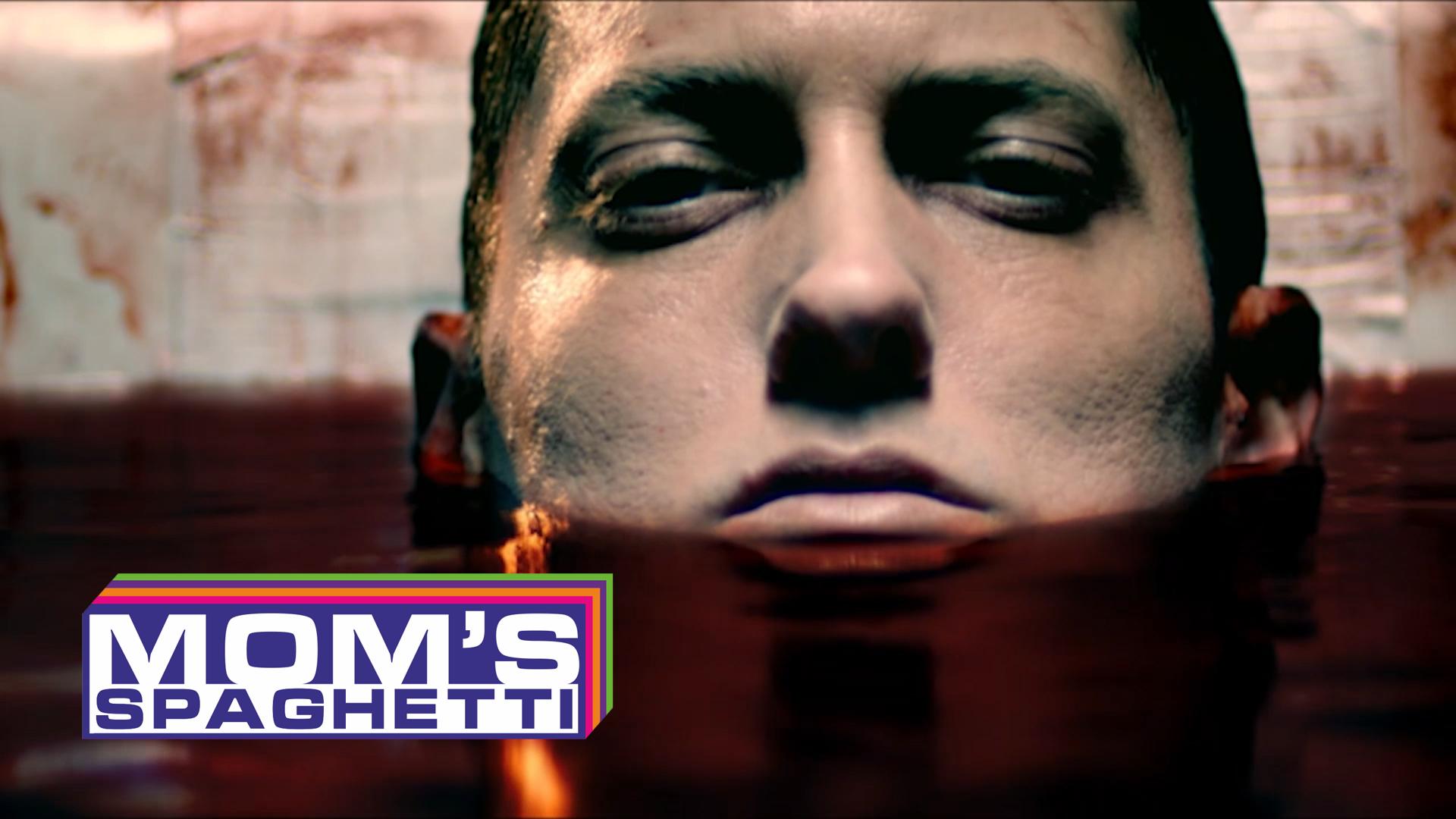 "Video for Eminem's track ""Framed"" off Revival album is coming soon 🍝"