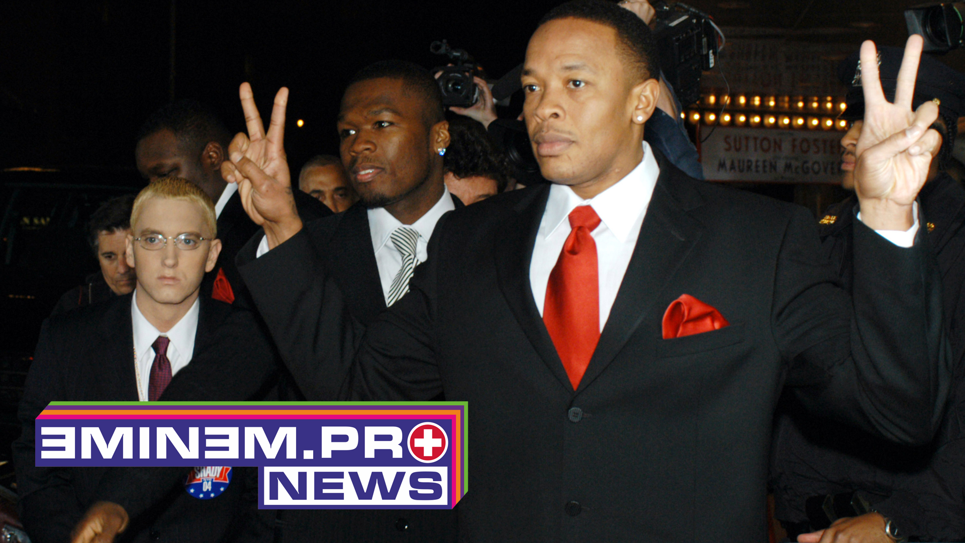 """ePro News 54: Dr. Dre continues work on """"Detox"""". All you want to know on Eminem's """"River"""" video premiere, 15th anniversary of 50 Cent's best album"""