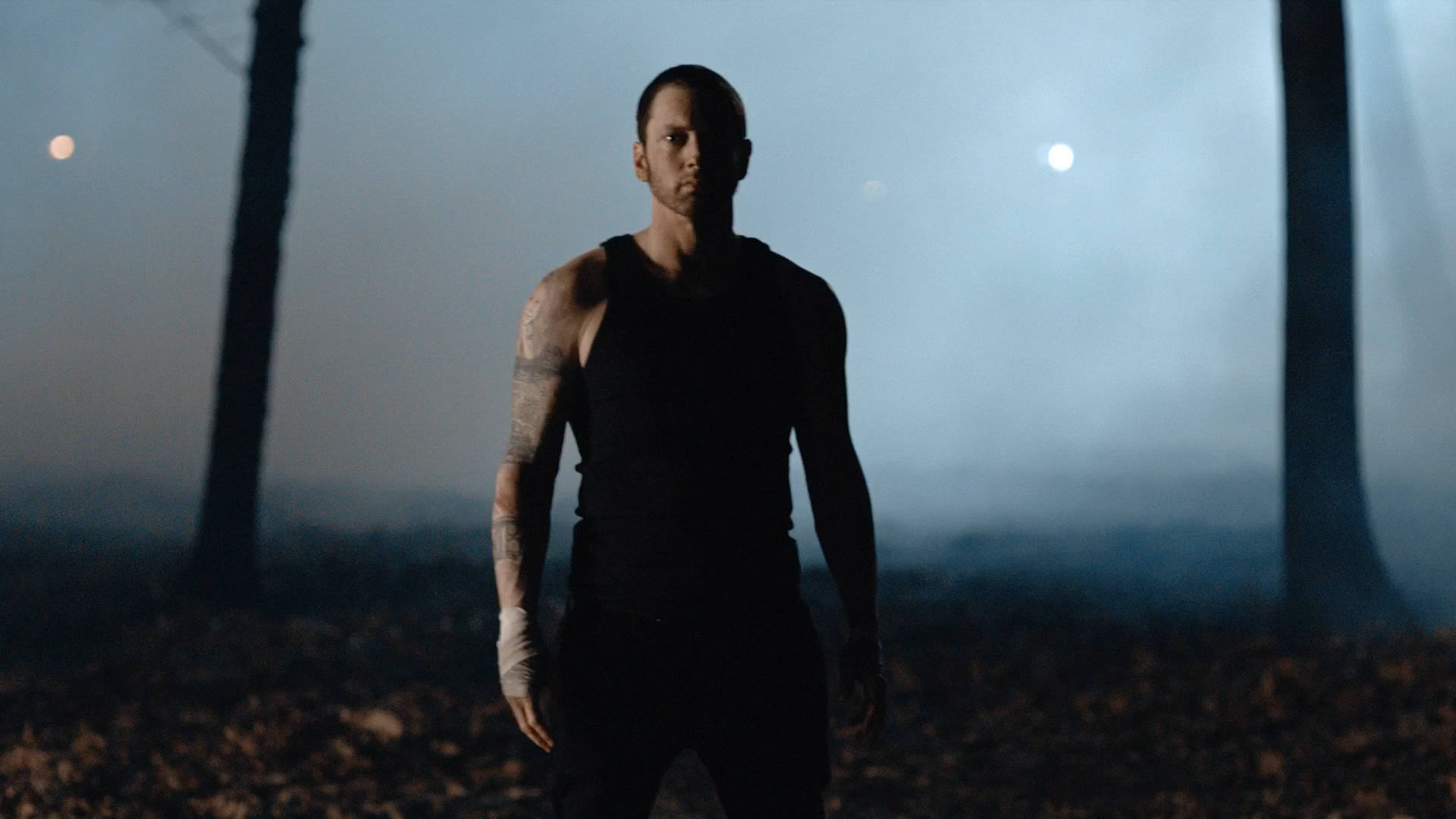 "[World Premiere] Eminem — ""Framed"" (Music Video)"