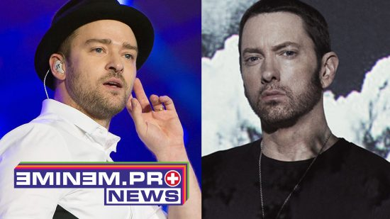 "ePro News 60: Justin Timberlake had performed a mix of ""My Love"" & Eminem's ""Forgot About Dre"""