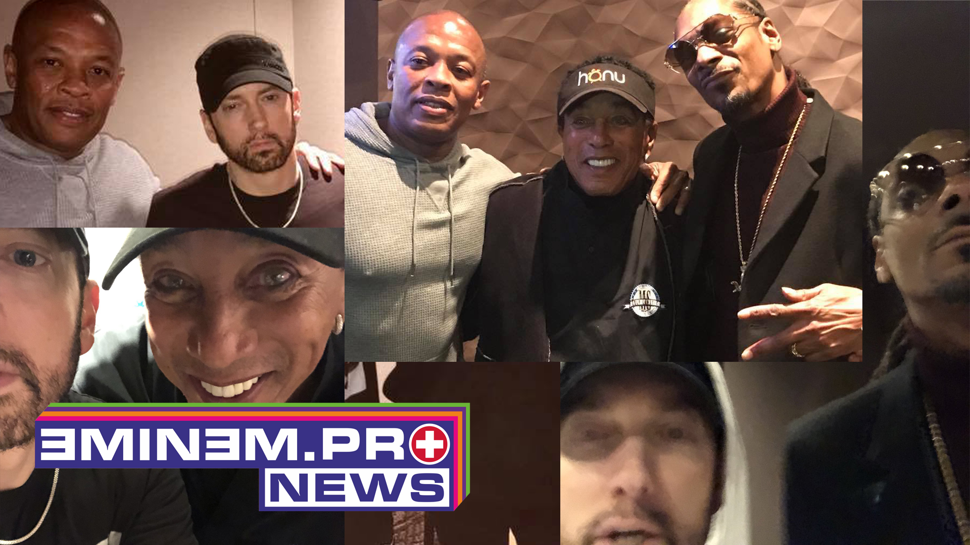 """New Dr. Dre and Snoop Dogg track snippet, probably from Eminem's soundtrack album of """"Bodied"""" movie"""