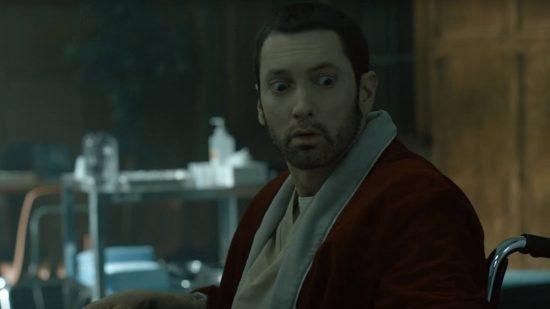 """[World Premiere] Eminem — """"Framed"""" (Music Video)"""