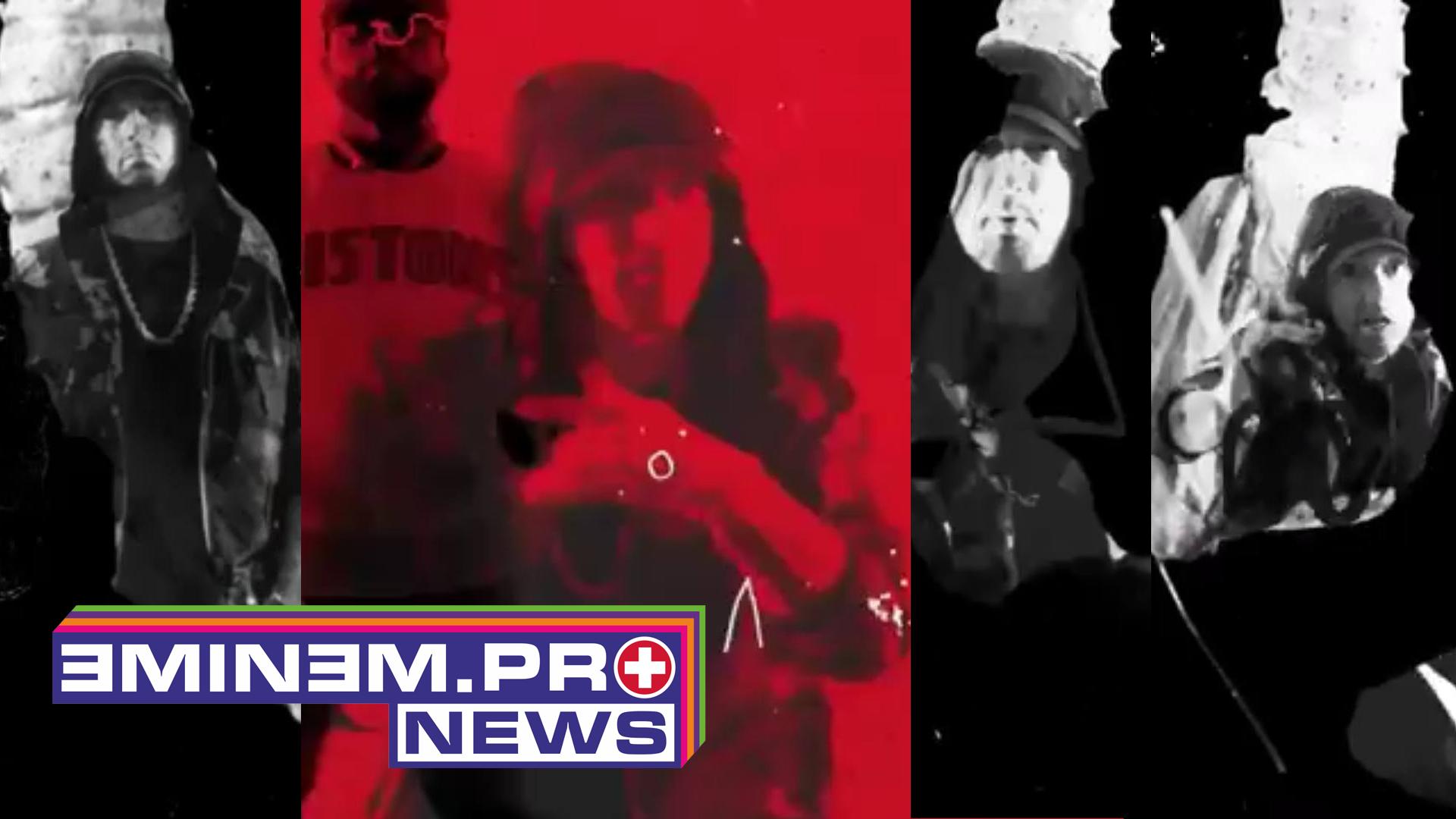 Watch Caterpillar Music Video Teaser (Royce 5'9 ft. Eminem). Premiere: 3PM EST Tomorrow