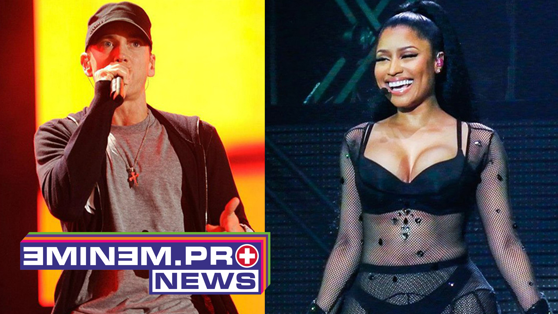 ePro News 78: Nicki Minaj replied to Eminem's puns and is hoping for a collaboration