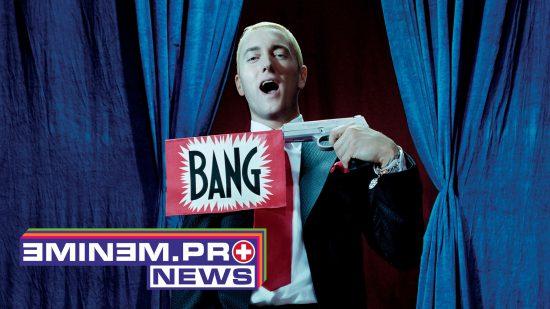"Eminem's manager, Paul Rosenberg, replied to people shocked from the ""gun shot"" at Bonaroo"