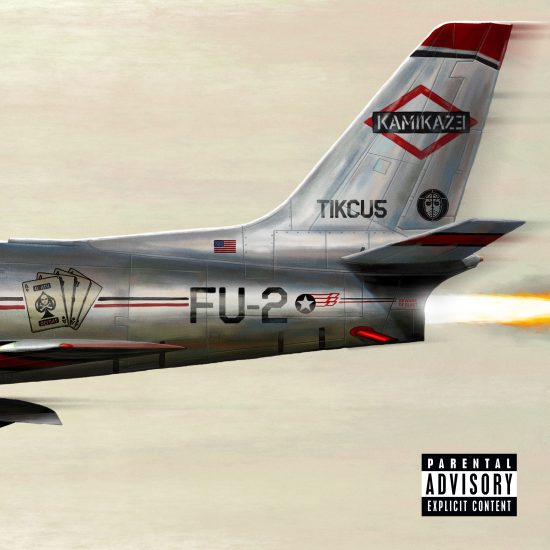 Eminem have released a new album Kamikaze! Surprise!