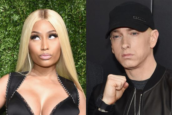It's official: Eminem had recorded a track called Majesty for Nicki Minaj's new album Queen