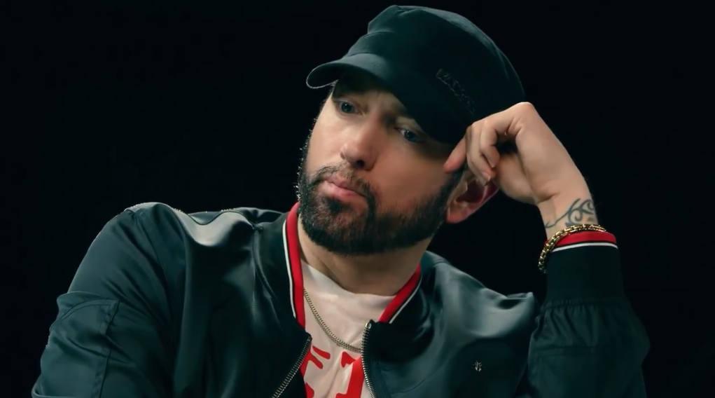 Eminem's Kamikaze Interview: Teaser 3