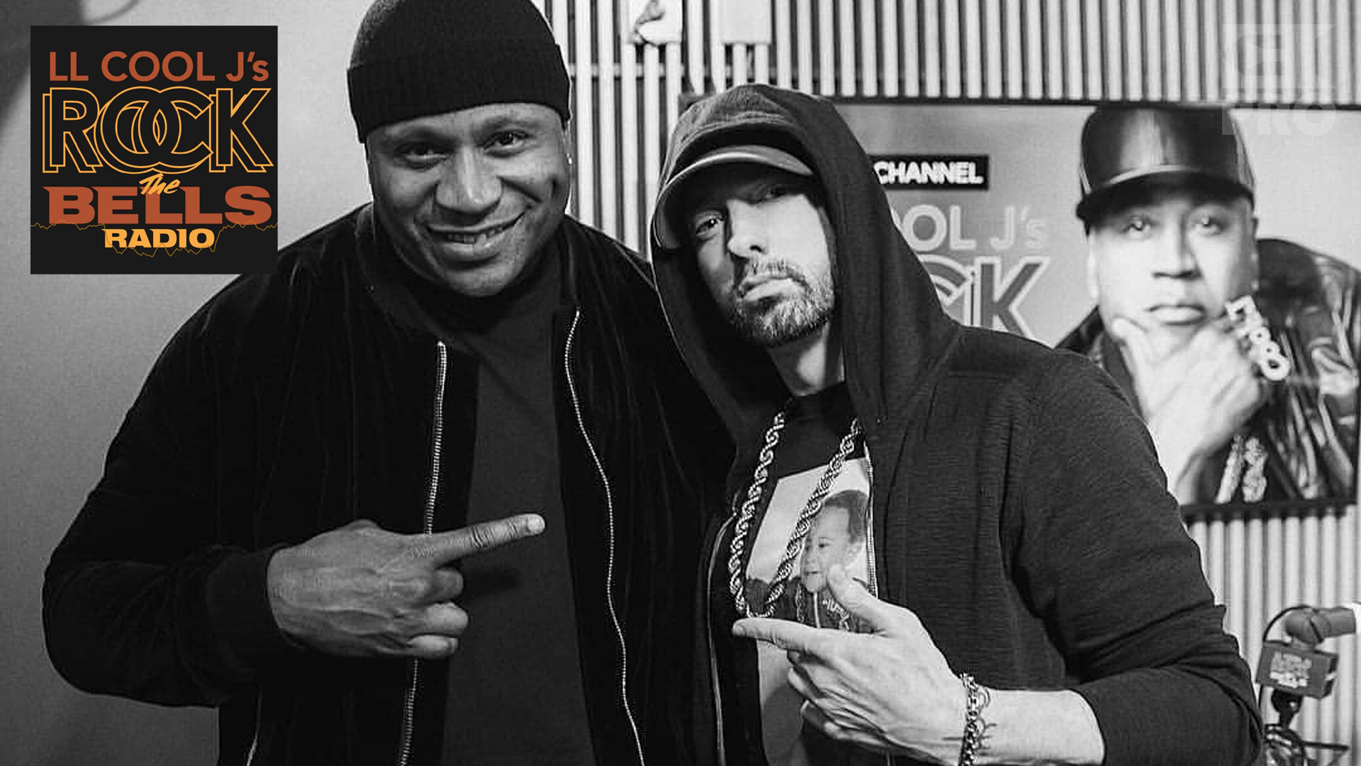 Full Interview w/ LL Cool J: Eminem's childhood, music influences and legacy which no one will be able to beat