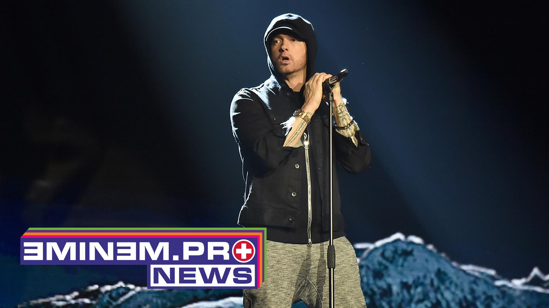 Eminem might perform at MTV VMA 2018!