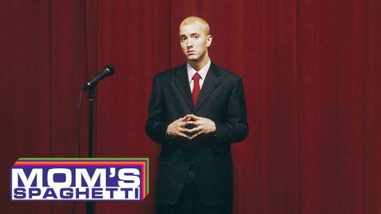 "Mom's Spaghetti: Eminem calls for Slim. Everything Shady during ""Kamikaze"" debut ? ?"