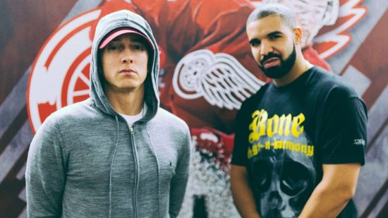 Eminem confirmed he dissed Drake on Kamikaze immigrating his movements in Lucky You video