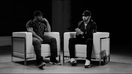 Eminem x Sway: Exclusive Kamikaze Interview (Part 3)