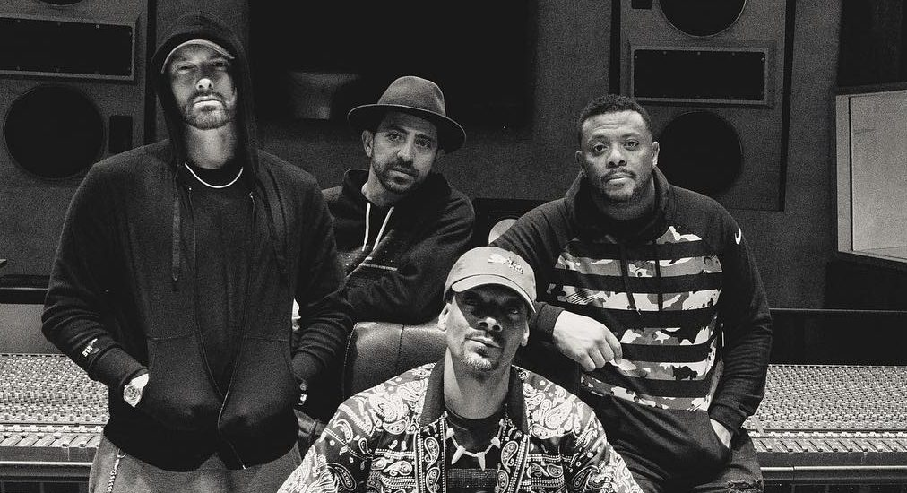 Squad. 8 mile: Update on Eminem & Snoop Dogg collab