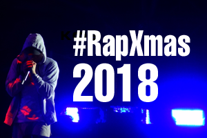 Merry #RapXmas to you!