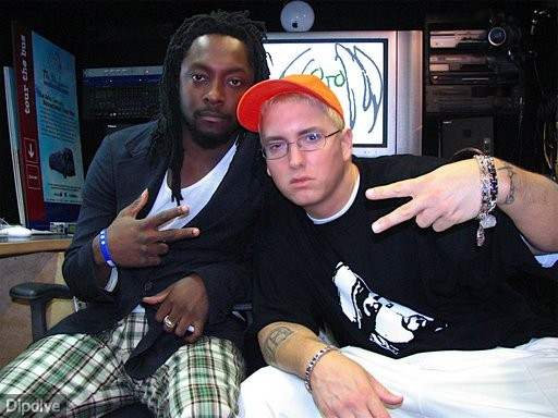 "Will.i.am referenced Eminem and ""Kamikaze"" on the new Black Eyed Peas album ""Masters of the Sun, vol. 1"""