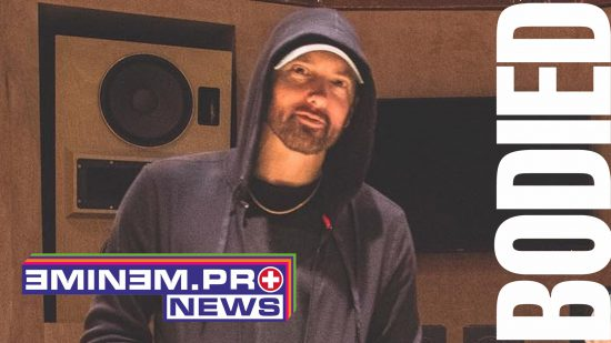 """Illa da Producer: """"Friday the Bodied soundtrack better believe it"""". New songs from Eminem coming soon!"""