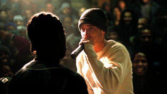 Eminem bought out Detroit's theatre for fans