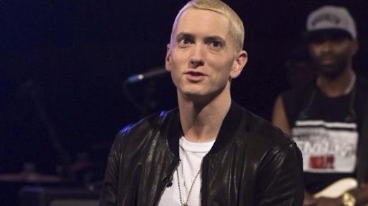 Eminem celebrates the fifth anniversary of MMLP2 album release