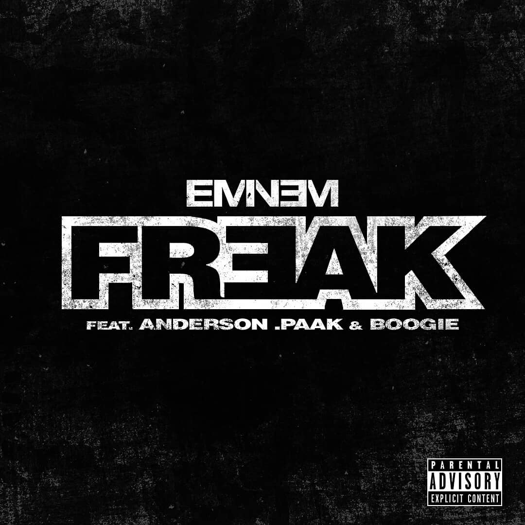 "New Eminem's ""Bodied"" movie track is called ""Freak"""
