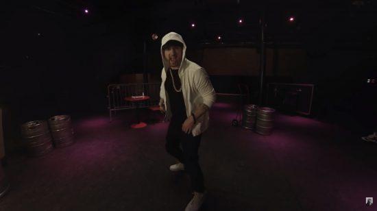"World Premiere: Eminem - ""Kick Off"" (Freestyle)"