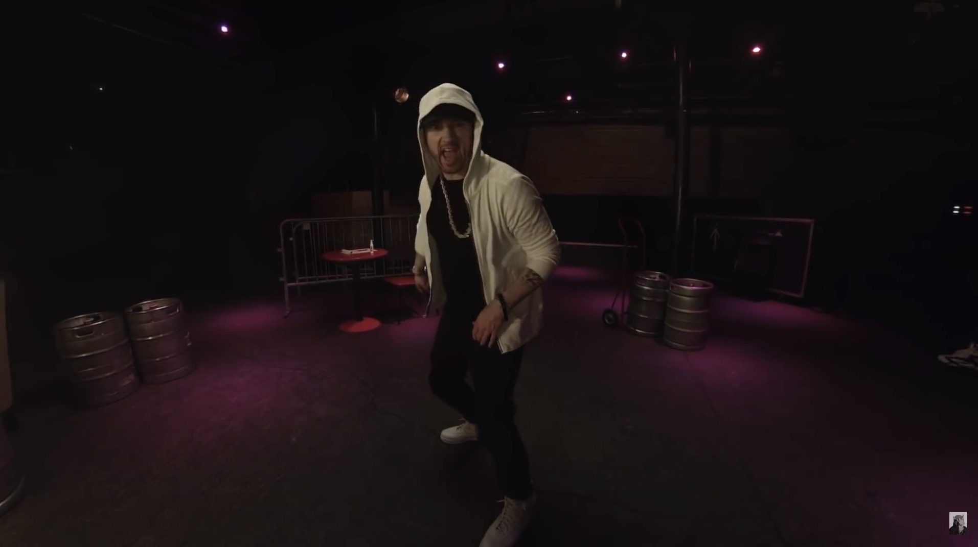 World Premiere: Eminem -