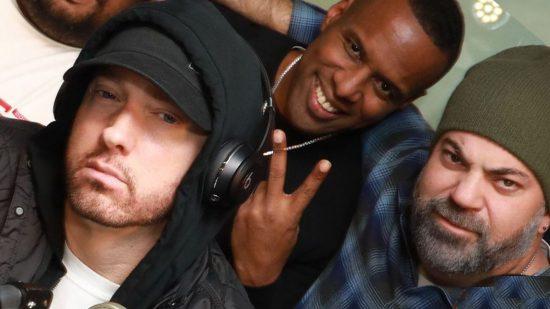 Eminem: 12 Days Of Diss-Mass (Shade 45 Full Interview, 25.12.2018)