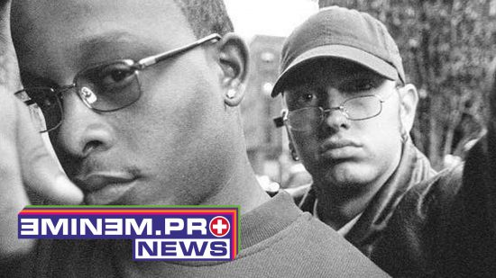 """We might have new material from the Bad Meets Evil group on the """"Bodied"""" soundtrack-album"""