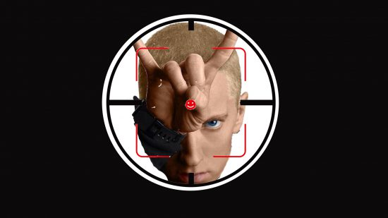 Are USA mass media ganging up against Eminem?