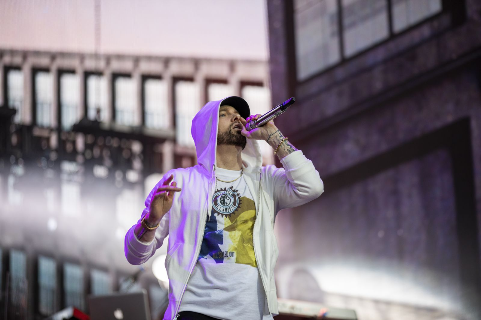 Eminem nominated for BRIT Awards 2019