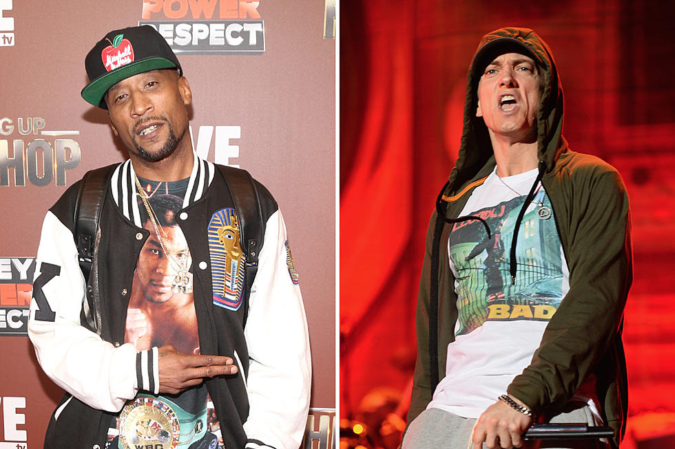 Lord Jamar Reacts to Stevie Wonder Calling Eminem a Culture Vulture