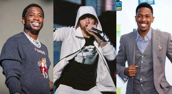 Gucci Mane offered his help in handling beef between Nick Cannon and Eminem