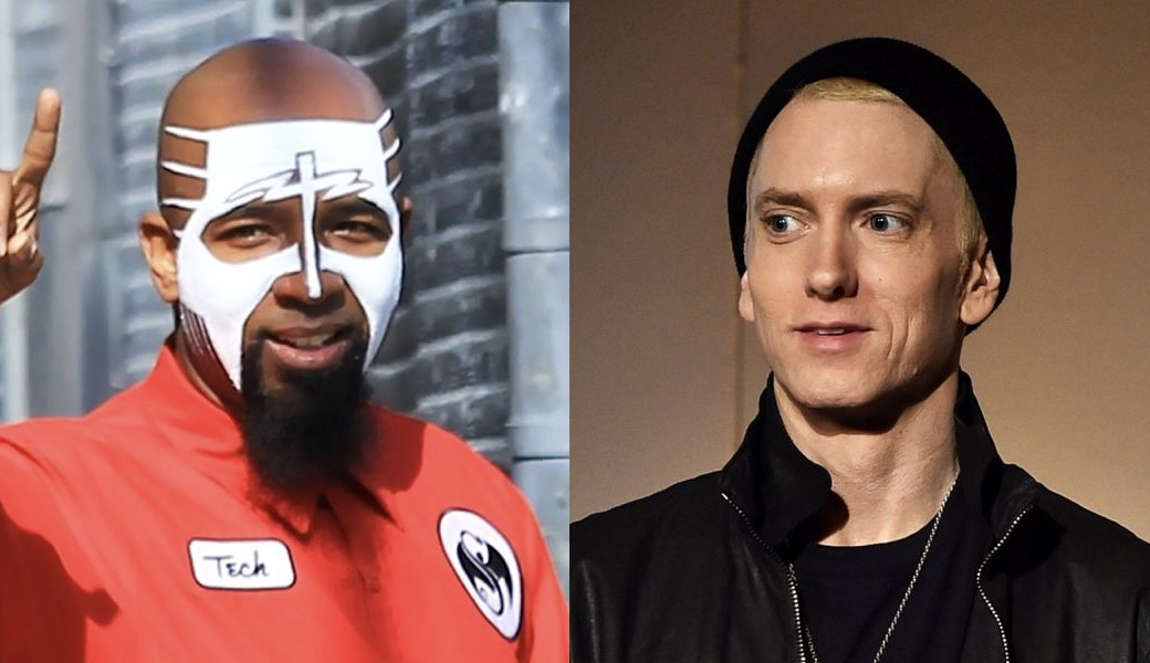 Tech N9ne Confirmed That Eminem Will Not Be On His Album Eminem Pro The Biggest And Most Trusted Source Of Eminem
