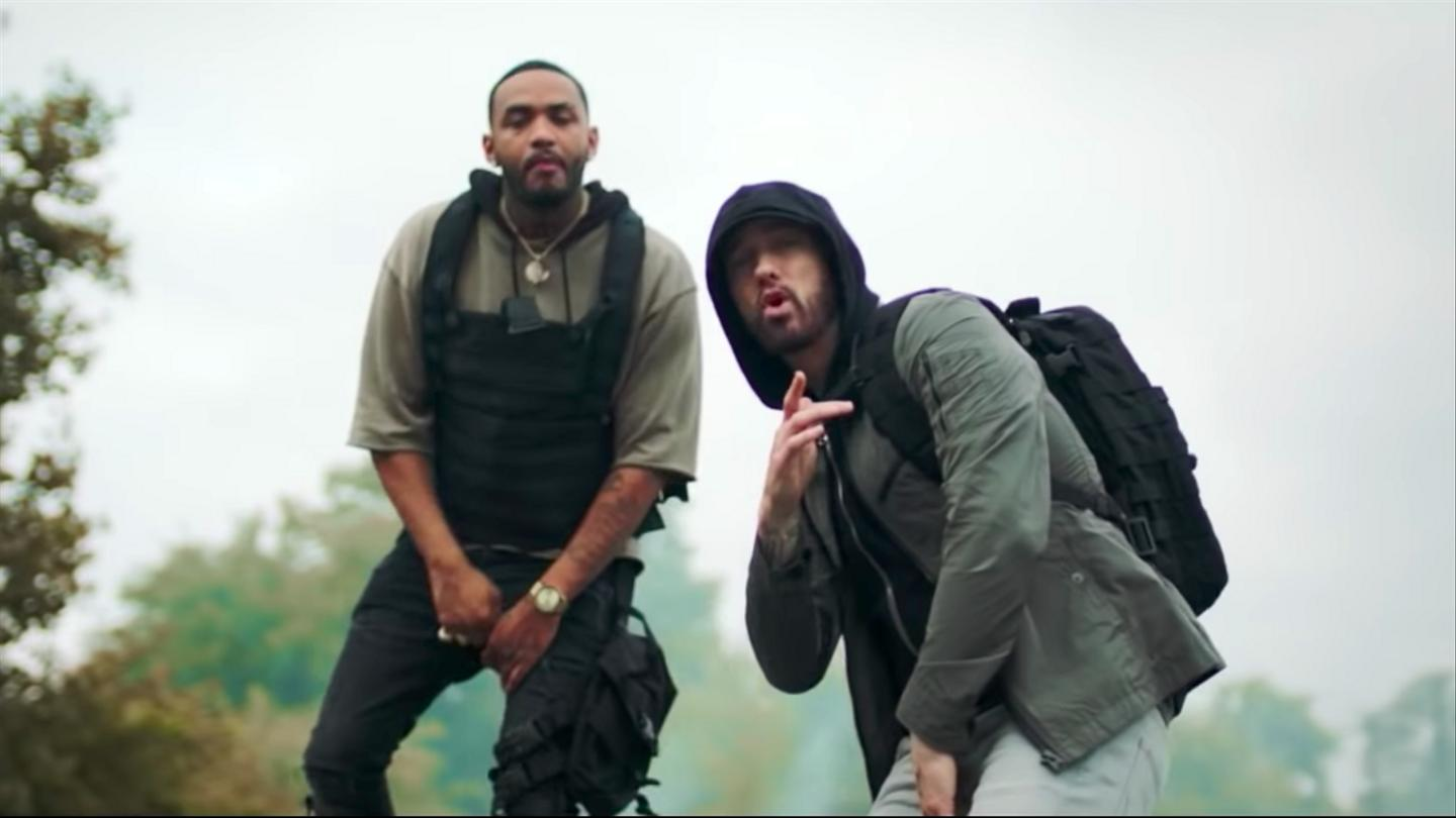 Officially: Eminem and Joyner' collabo is coming! ADHD is almost