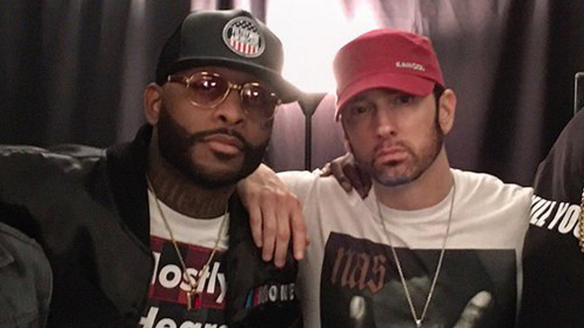 Eminem and Royce 5'9