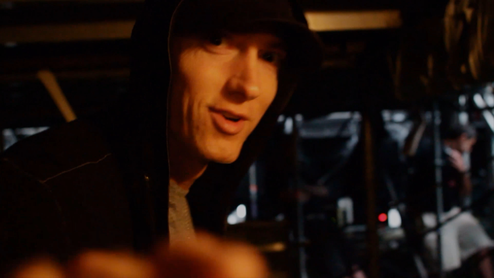 Unreleased earlier Eminem's Recovery Tour documentary