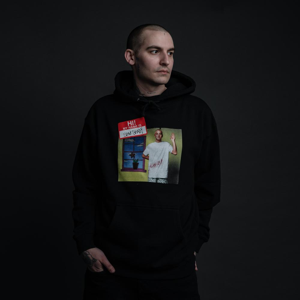 The Slim Shady LP 20th anniversary First look at Eminem's capsule merch collection