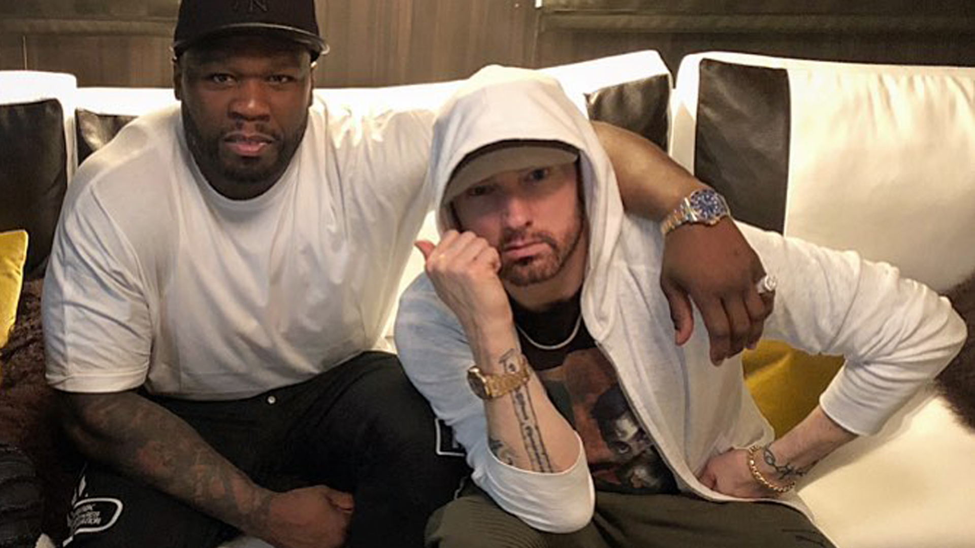 Eminem ft. 50 Cent - Pure power on stage in desert 🐐 (Multicam, Updated version)