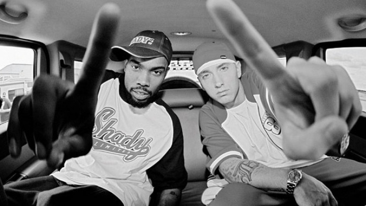 Tim Westwood released rare Eminem and Proof throwback freestyle, recorded in 1999