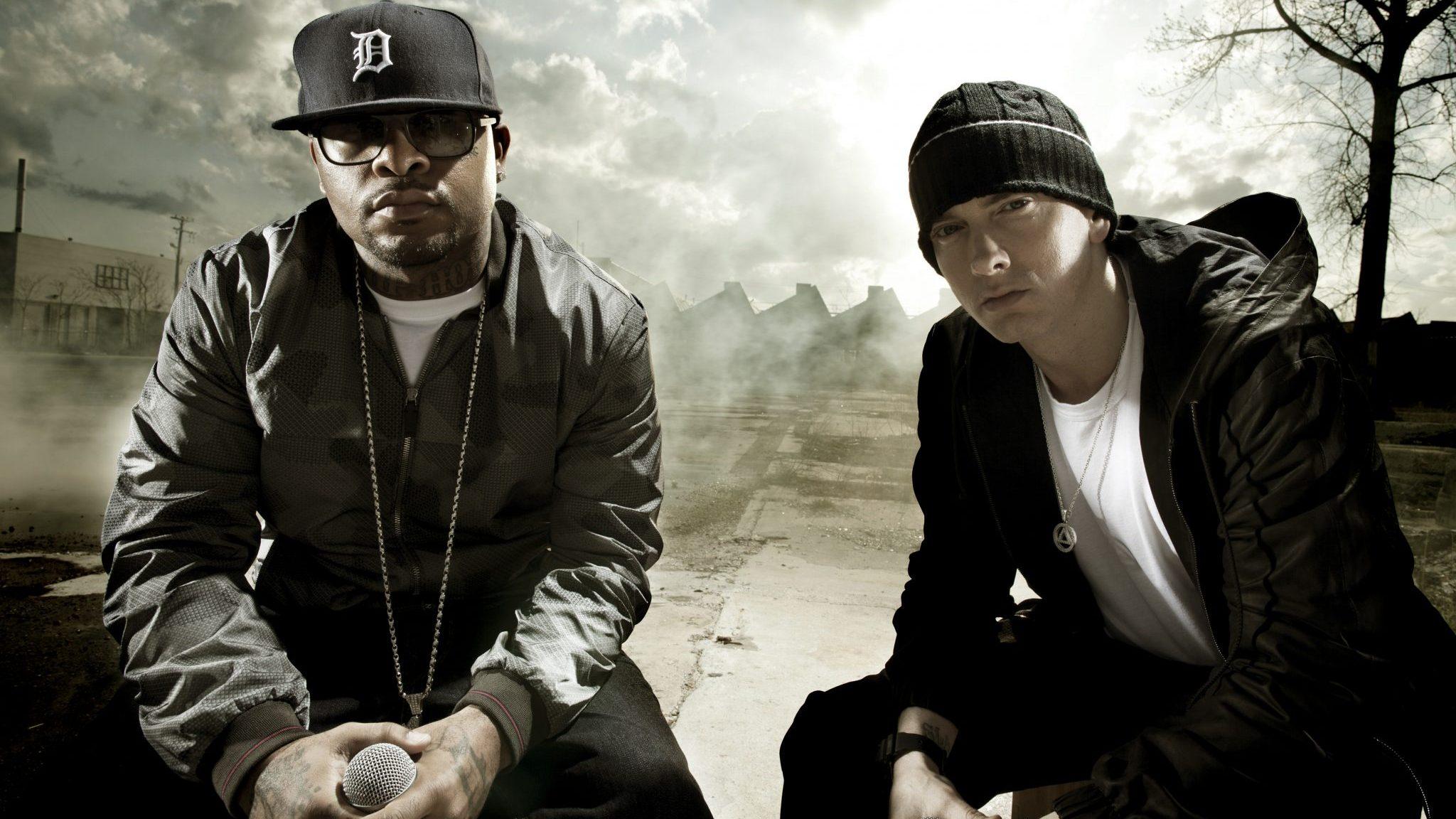 Eminem & Royce 5'9