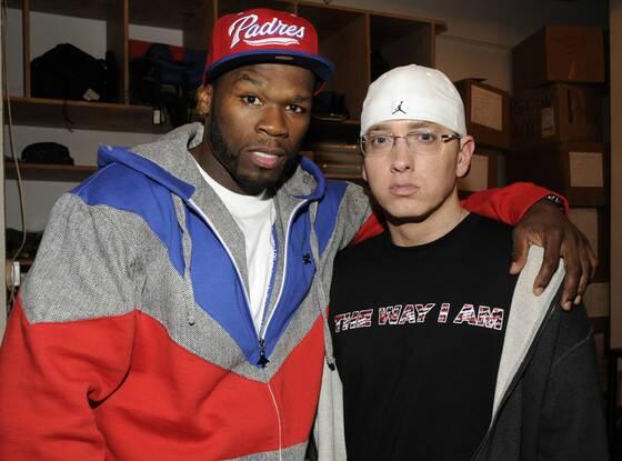 Eminem & 50 Cent Through The Years | Eminem Pro - the