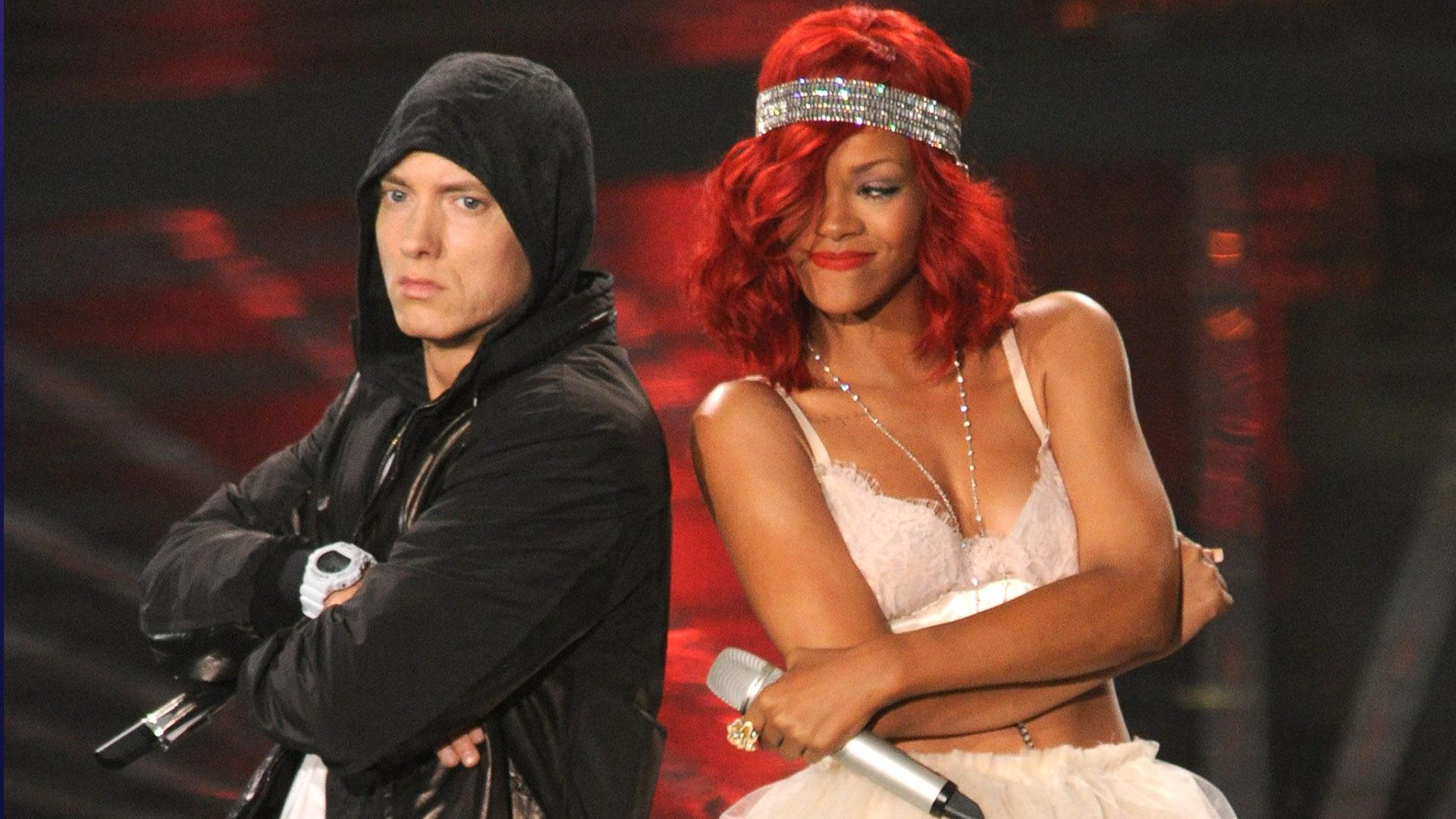 Eminem Rihanna