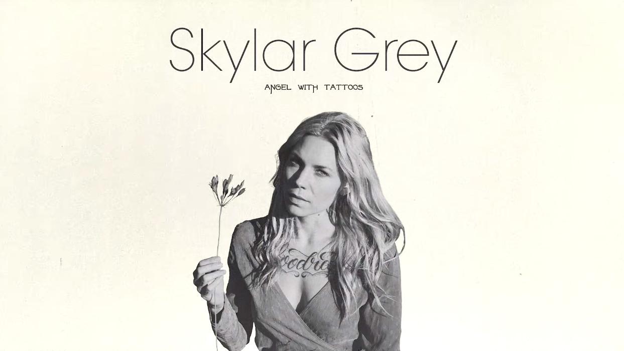 "[Song premiere] Skylar Grey - ""Angel With Tatoos"""